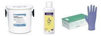 Cleaning & Disinfection Supplies, Safety